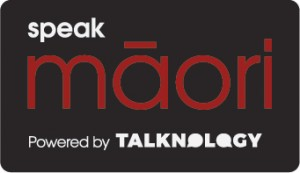 Speak Maori